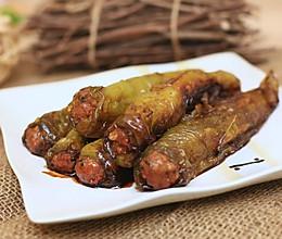 青椒塞肉—迷迭香的做法
