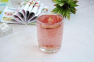 防暑降温饮料酸甜清爽,3分钟做一杯无添加
