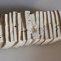 快手烤箱菜——奥尔良烤豆腐的做法图解1