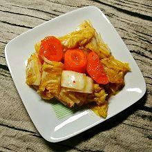 杂蔬恋上『韩国泡菜』味