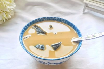 5分钟就能搞定港式奶茶