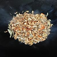 下饭菜|韭花炒河虾的做法图解2