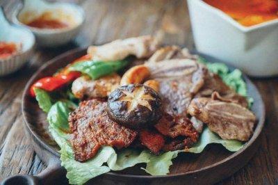 烤肉&大酱汤|日食记