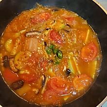 韩国泡菜汤(素)