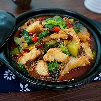 香辣砂锅鱼的做法图解20