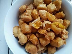 香脆甜炸番薯的做法