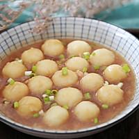 虾仁土豆丸子的做法图解8