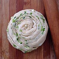 葱香酥饼的做法图解10