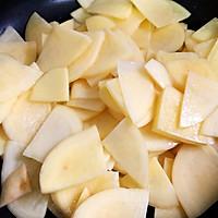 家常辣椒炒土豆片的做法图解7