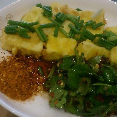 香脆豆腐的做法 步骤6