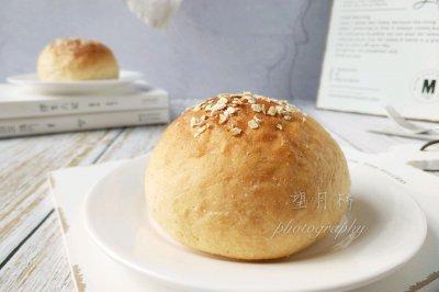 全麦汉堡胚#520,美食撩动TA的心!#
