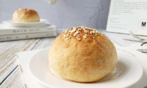 全麦汉堡胚#520,美食撩动TA的心!#的做法