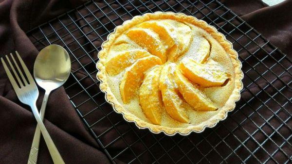 香酥美式苹果派-下午茶的最佳选择