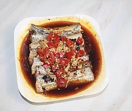 剁椒蒸带鱼 | 格瑞美厨GOURMETmaxx一体机的做法
