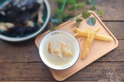 #洗手作羹汤#花胶雪梨片乌鸡汤