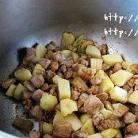 咖喱猪肉饭的做法图解3