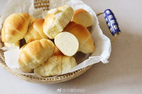 香草牛奶面包(波兰种)