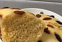 粗粮新吃法奶香玉米发糕的做法