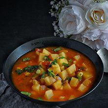 #我为奥运出食力#番茄土豆浓汤