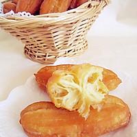 香酥味美---国宴油条(转载)的做法图解4