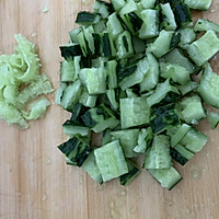 #爽口凉菜,开胃一夏!#凉拌黑木耳黄瓜的做法图解4