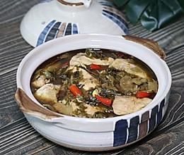 快手酸菜鱼,又酸又辣,好下饭的做法