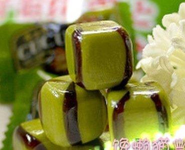 <抹茶牛奶糖>这款奶糖是日本最受欢迎的奶糖哦的做法