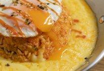 #肉食者联盟#火山炒饭|热乎香喷的做法