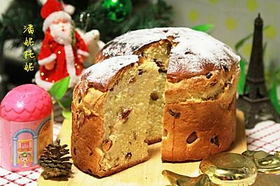 Panettone潘妮托妮 - 意大利圣诞节日水果蛋糕面包