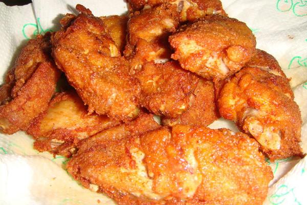 新奥尔良炸鸡翅的做法
