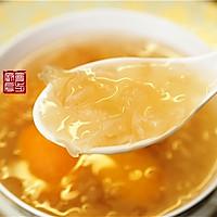 【曼步厨房】枇杷银耳糖水的做法图解12