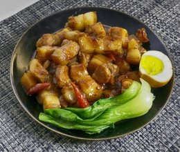 缅甸新葡京台湾卤肉(快手版)的做法