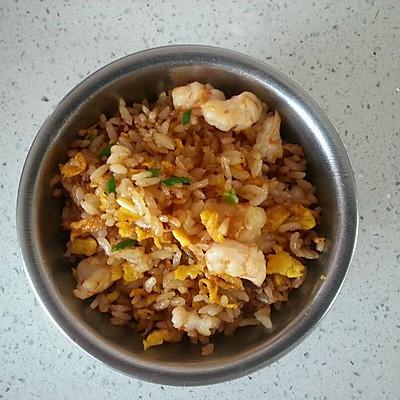 虾仁炒饭的做法 步骤1