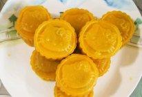 超级简单的可爱南瓜饼的做法