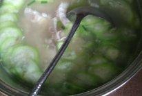丝瓜鱼片粥的做法