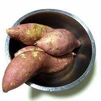 简单好吃,烤箱烤红薯的做法图解1