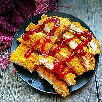 烤箱鸡排#美的FUN烤箱·焙有FUN儿#