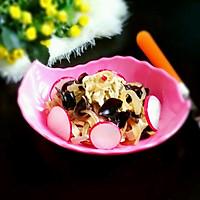黑木耳炒豆皮丨清淡营养美味的做法图解4