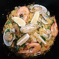 西班牙海鲜饭的做法图解12