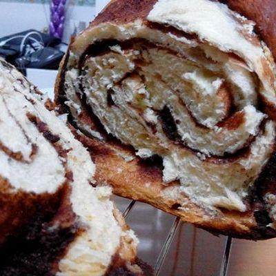 巧克力面包(面包机版)