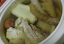 滋补鸡汤,懒人炖法的做法