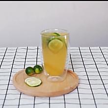 奶茶教程:金桔柠檬茶的做法