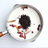 红枣奶茶的做法图解2