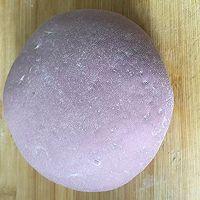 紫薯玫瑰花蛋糕的做法图解10