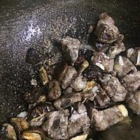 腊肠排骨饭的做法图解4