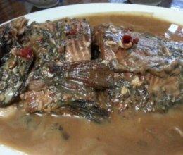 红烧鱼(门洞鱼做法)的做法