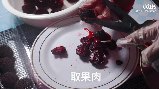 杨梅蛋糕的做法