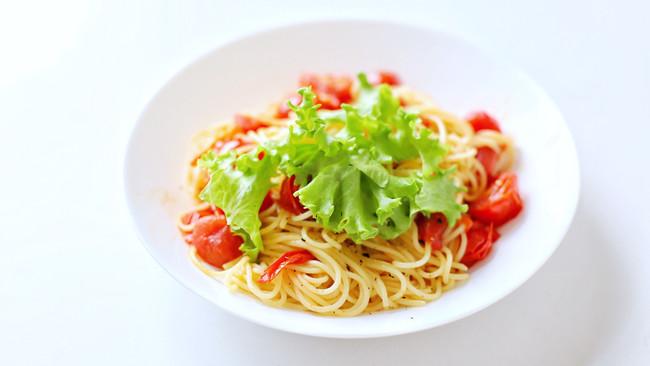小番茄天使意面的做法