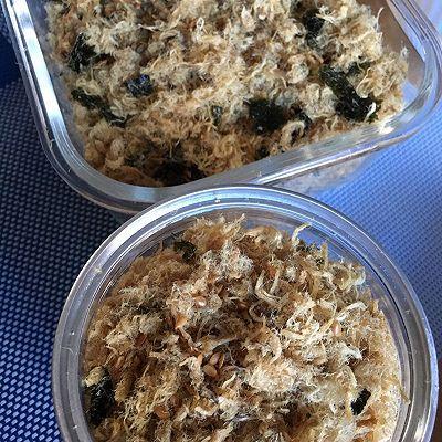 亚麻籽海苔土猪肉松