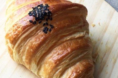 丹麦牛角面包